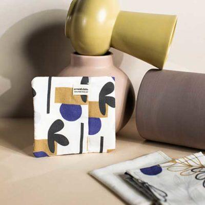 Women's organic fabric handkerchiefs