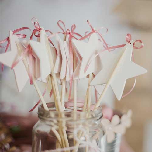 personnalisation de mouchoirs tissu bio - baptême, mariage, anniversaire