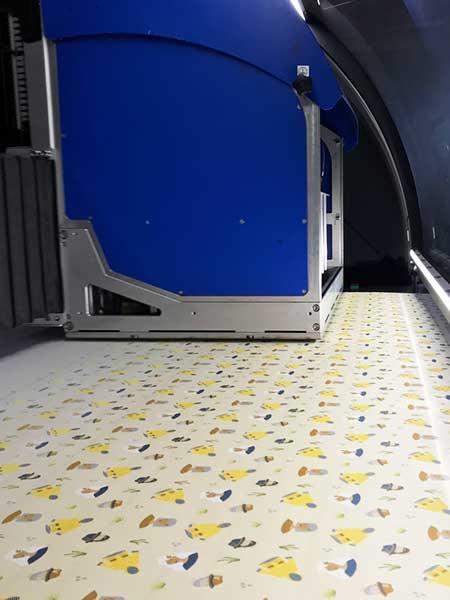 mouchoirs lavables imprimés en france - écologique ernest et lulu