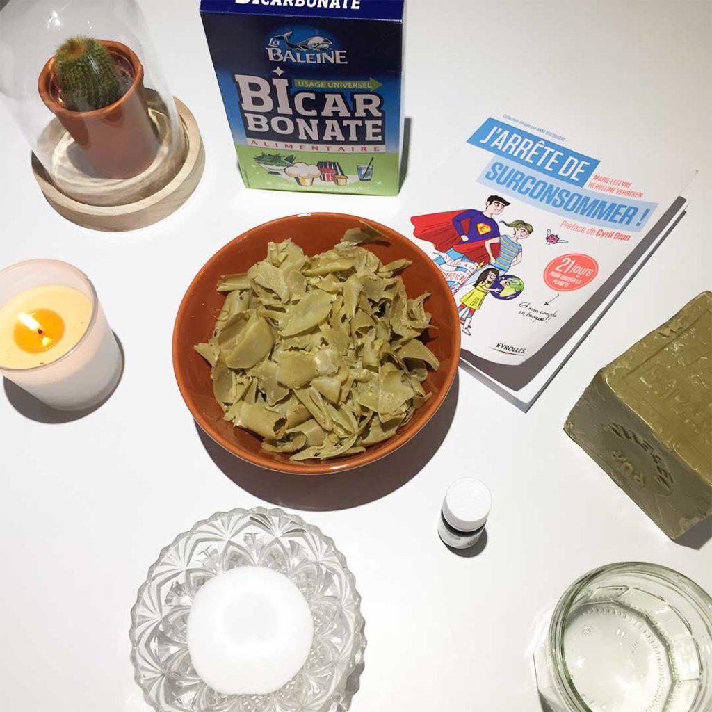 lessive maison liquide ingrédients - diy ernest&lulu