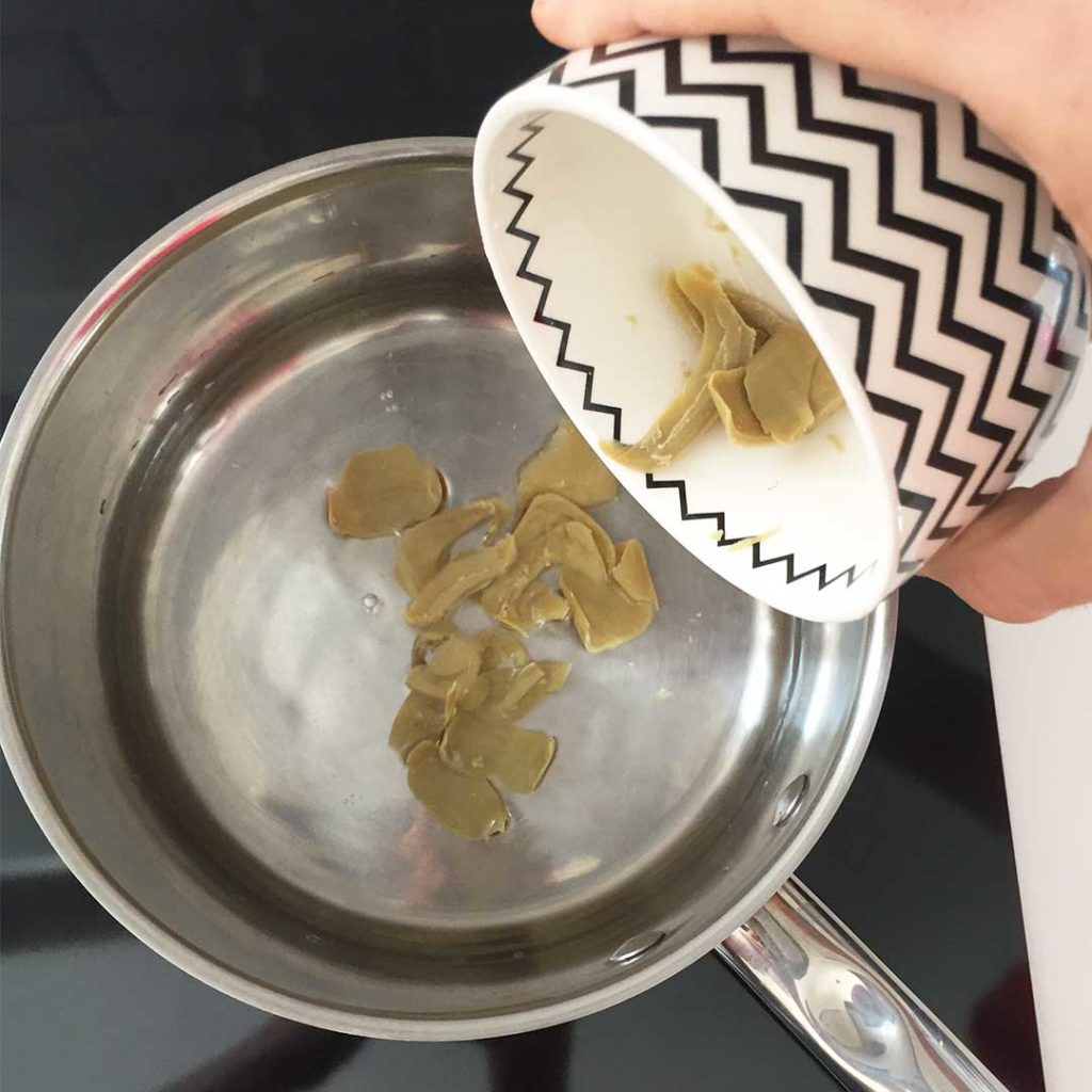 lessive maison liquide cuisine - diy ernest&lulu