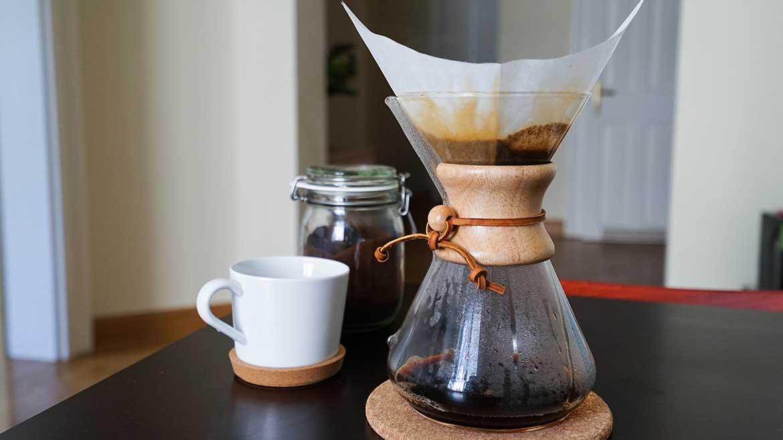 cafetiere ecolo chemex