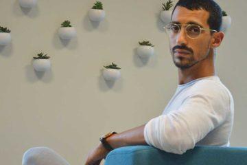 Mohamed, Créateur de la plateforme Umain