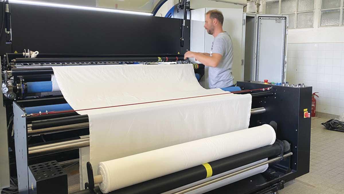 Mouchoirs tissu bio - impression made in france