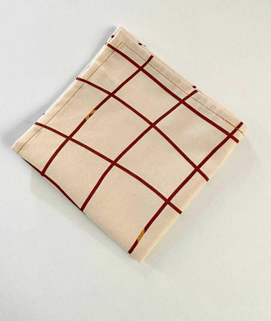 Mouchoirs en tissu Bio made in france